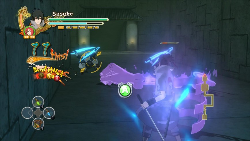 Naruto Shippuden Ultimate Ninja Storm 3 Full Burst Review image 7