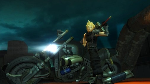 Final Fantasy VII G-Bike Screen 3