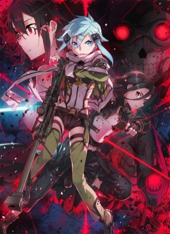 Sword Art Online II Visual 3