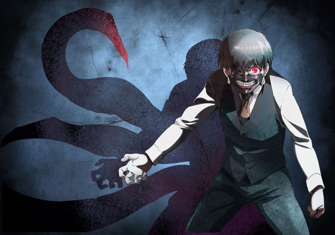 Tokyo Ghoul Visual 1