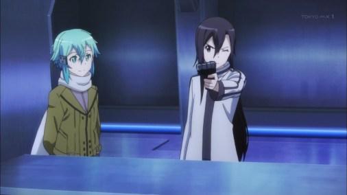 Sword Art Online II Episode 4 Screenshot 37