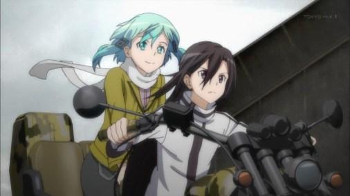 Sword Art Online II Episode 4 Screenshot 46