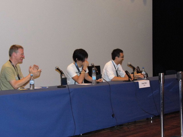 Attack-on-Titan-Animagic 2014 Q&A
