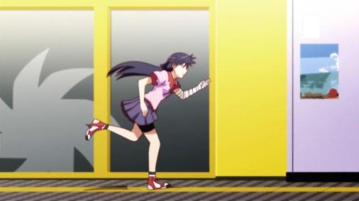 Hanamonogatari Screenshot 139