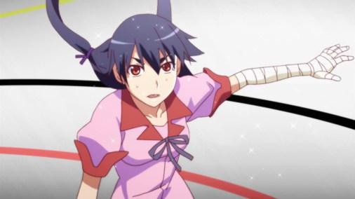 Hanamonogatari Screenshot 193