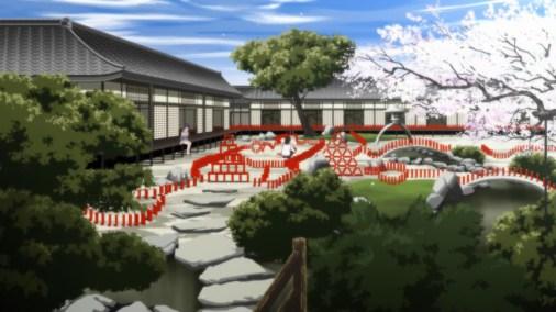 Hanamonogatari Screenshot 381