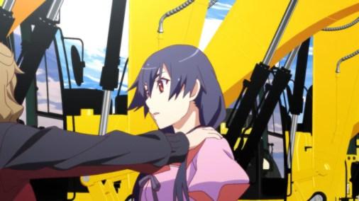 Hanamonogatari Screenshot 84