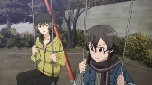 Sword Art Online II Episode 7 Screenshot 27