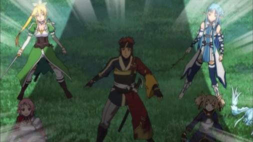Sword Art Online II Episode 7 Screenshot 79