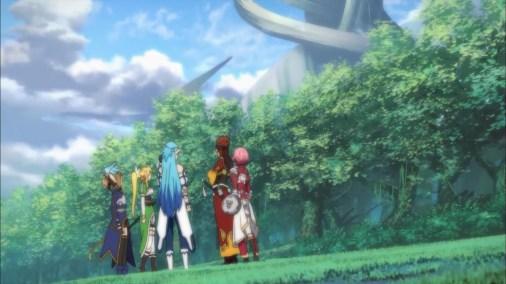 Sword Art Online II Episode 7 Screenshot 91