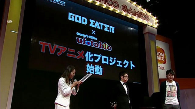 God-Eater-ufotable-Anime-Announcement