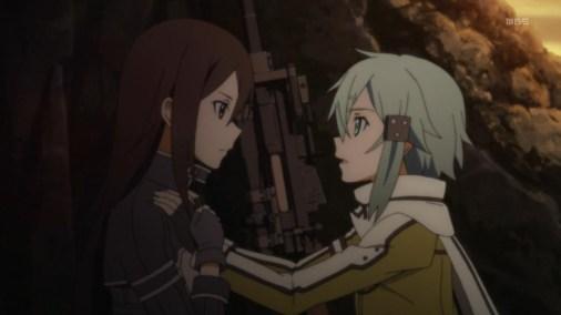 Sword Art Online II Episode 11 Screenshot 10