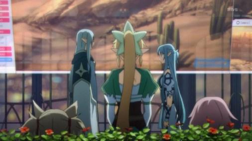 Sword Art Online II Episode 11 Screenshot 112