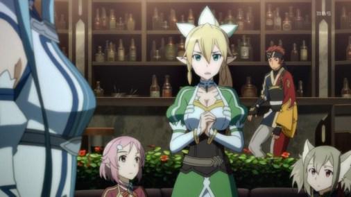 Sword Art Online II Episode 11 Screenshot 113
