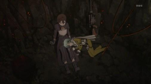 Sword Art Online II Episode 11 Screenshot 14