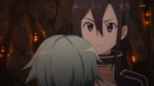 Sword Art Online II Episode 11 Screenshot 147