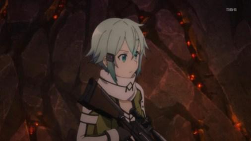 Sword Art Online II Episode 11 Screenshot 155