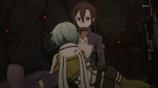 Sword Art Online II Episode 11 Screenshot 51