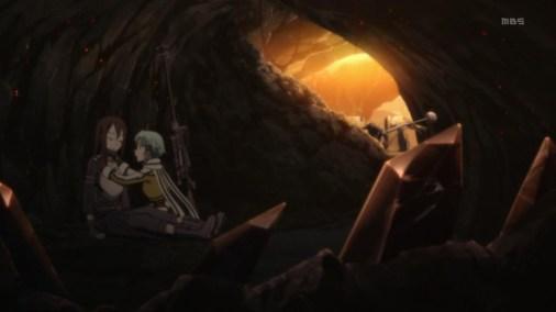 Sword Art Online II Episode 11 Screenshot 6