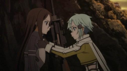 Sword Art Online II Episode 11 Screenshot 61