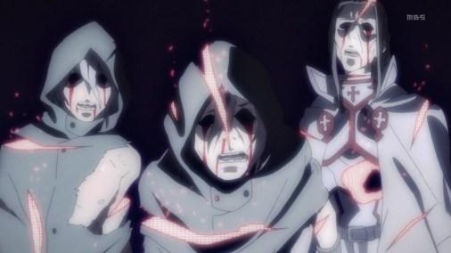 Sword Art Online II Episode 11 Screenshot 8