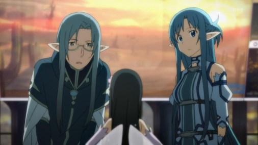 Sword Art Online II Episode 11 Screenshot 88