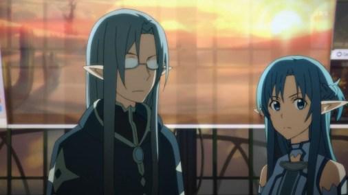 Sword Art Online II Episode 11 Screenshot 91