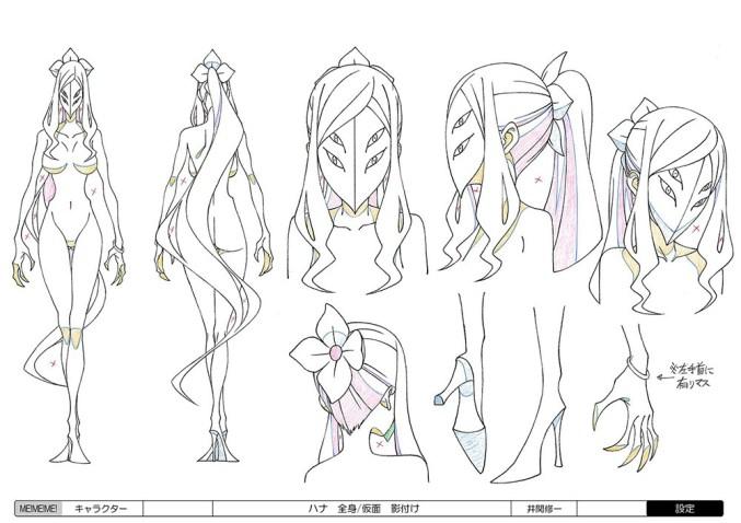 ME!ME!ME! Anime MV Character Design 20