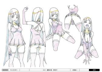 ME!ME!ME! Anime MV Character Design 28