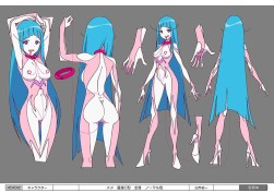 ME!ME!ME! Anime MV Character Design 31