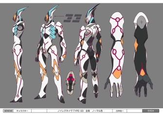 ME!ME!ME! Anime MV Character Design 7