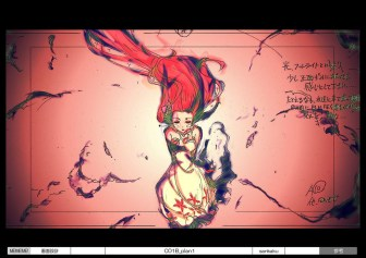ME!ME!ME! Anime MV Key Frames 4