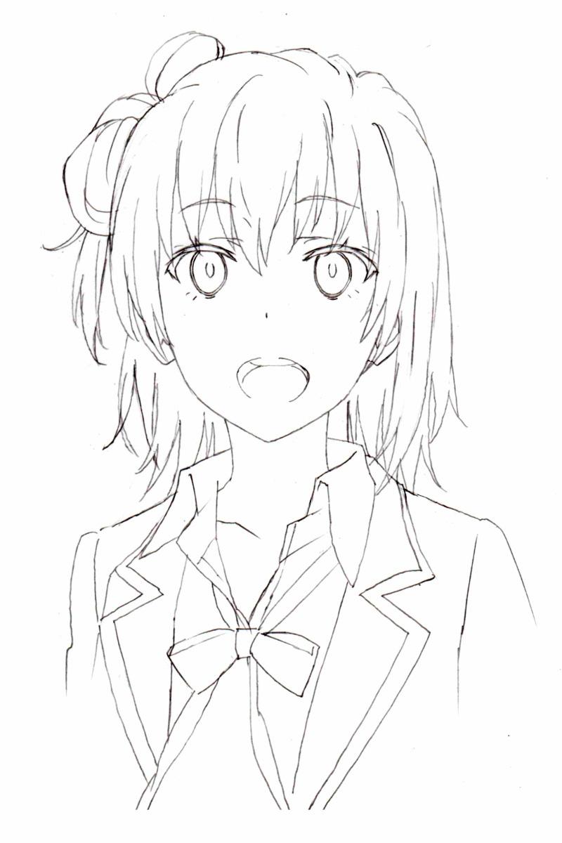 Oregairu-Zoku-Character-Design-Yui-Yuigahama