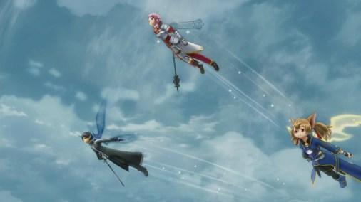 Sword Art Online Lost Song Screenshot 1