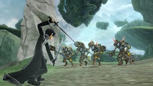 Sword Art Online Lost Song Screenshot 17