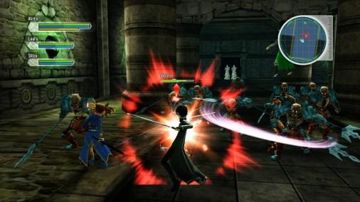Sword Art Online Lost Song Screenshot 25