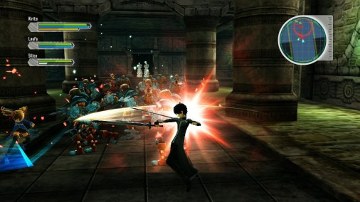 Sword Art Online Lost Song Screenshot 27