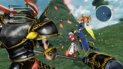 Sword Art Online Lost Song Screenshot 53