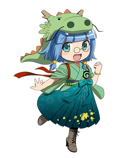 Etotama-Character-Design-Dora-tan-Pretty
