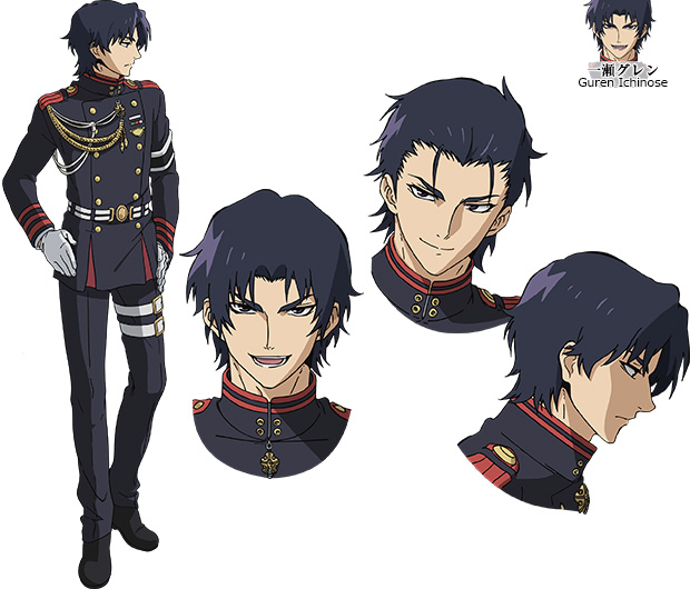 Owari-no-Seraph-Anime-Character-Design-Guren-Ichinose