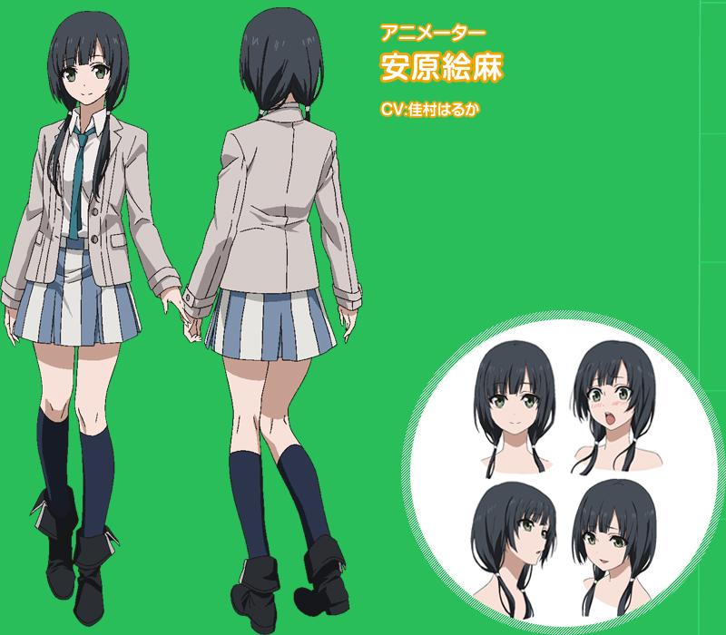 Shirobako-Character-Designs-Emma-Yasuhara