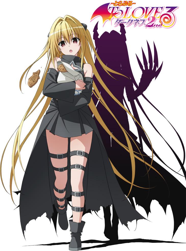 To-LOVE-Ru-Darkness-2nd-Visual
