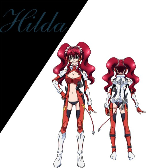 Cross-Ange-Tenshi-to-Ryuu-no-Rondo-Character-Designs-Hildegard-Schlievogt-2
