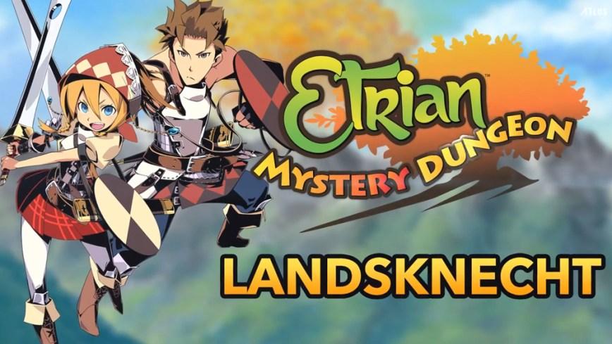 Etrian-Mystery-Dungeon-Landsknecht-Logo