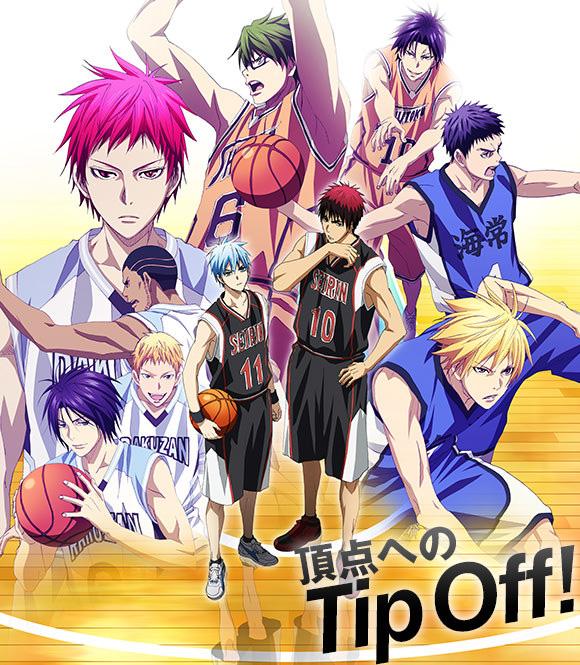 Kuroko S Basketball Season 2 Tagalog Version: Kuroko's Basketball Anime Film Announced