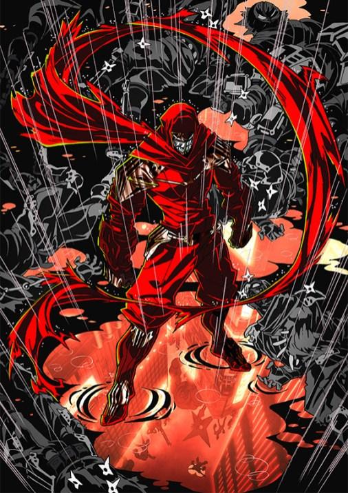 Ninja Slayer From Animation Visual 1