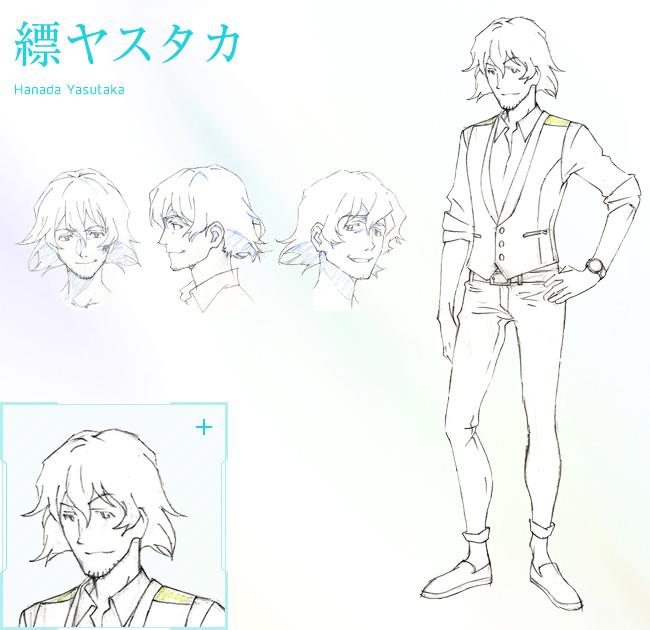 Plastic-Memories-Anime-Character-Design-Yasutaka-Hanada