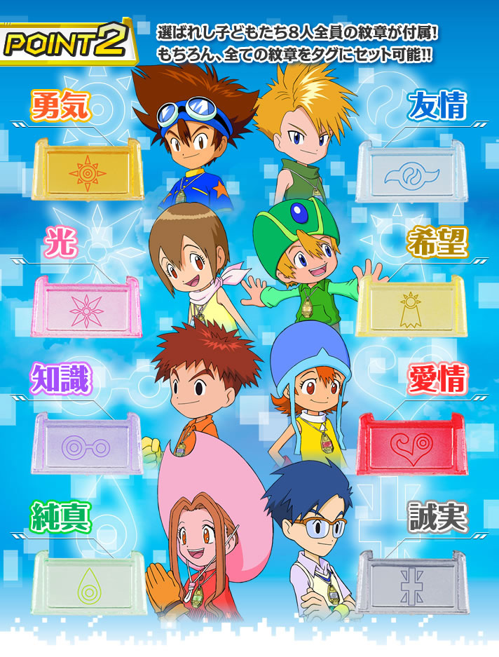Digimon-Adventure-Crests-All-Characters