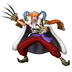One-Piece-Pirate-Warriors-3-Character-Model-Buggy