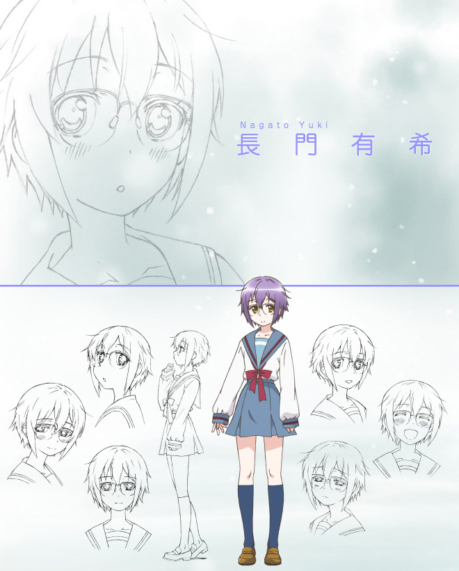 The-Disappearance-of-Nagato-Yuki-Chan-Anime-Character-Design-v2-Yuki-Nagato